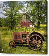 Forefathers Acrylic Print