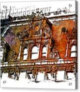 Forefathers Earthy Rainbow 3 Dimensional Acrylic Print