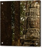 Forest Face Acrylic Print