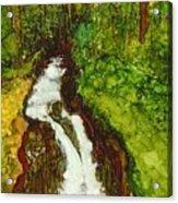 Forest Fall Acrylic Print