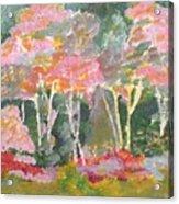 Forest Fantasies Acrylic Print