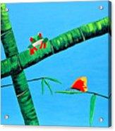 Forest Feast Acrylic Print