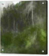 Forest Landscape 10-31-09 Acrylic Print