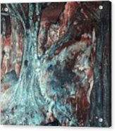 Forest Of A Different Color Acrylic Print
