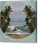 Forever Summer 2 Acrylic Print