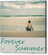 Forever Summer 7 Acrylic Print