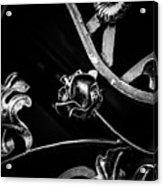 Forged Pattern Acrylic Print