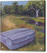 Forgotten Afternoons Acrylic Print