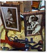 Forgotten Ladies Acrylic Print