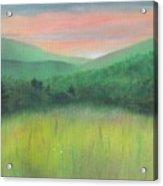 Forgotten Meadow Acrylic Print