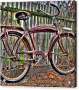 Forgotten Ride 1 Acrylic Print