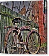Forgotten Ride 2 Acrylic Print