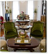 Formal Dining Room Acrylic Print