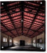 Former Cannery - Ex Conservificio II Acrylic Print