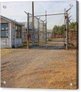 Fort Chaffee Prison Acrylic Print