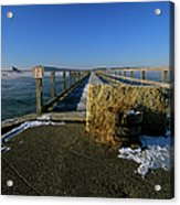 Fort Foster - Kittery Maine Usa Acrylic Print