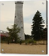Fort Gratiot Light Acrylic Print