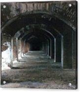 Fort Jefferson 2 Photograph Acrylic Print