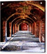 Fort Jefferson Acrylic Print