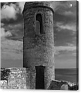 Fort Marion Tower  Acrylic Print