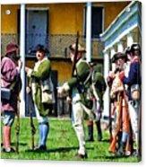 Fort Mifflin - Philadelphia Acrylic Print