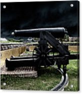Fort Moultrie Magic Acrylic Print