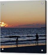 Fort Myers Beach Florida Iv Acrylic Print