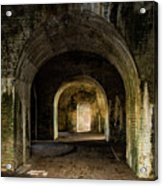 Fort Pickens No. 1 Acrylic Print