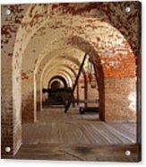 Fort Pulaski II Acrylic Print