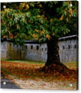 Fort Rodd Hill Acrylic Print
