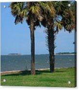 Fort Sumter Charleston Sc Acrylic Print