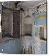 Fort Worden 3553 Acrylic Print
