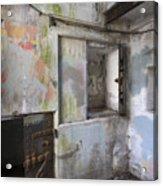 Fort Worden 3602 Acrylic Print