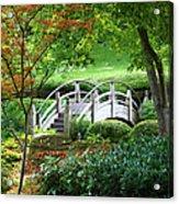 Fort Worth Botanic Garden Acrylic Print