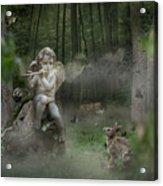 Fortbidden Path Acrylic Print