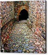 Fortress Acrylic Print