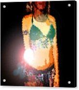 Fortuna Acrylic Print