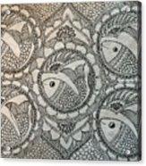 Fortune Fish Acrylic Print