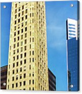 Foshay Tower From The Street Acrylic Print
