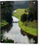 Fountains Abbey 3 Acrylic Print