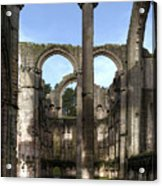 Fountains Abbey 4 Acrylic Print