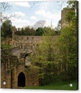 Fountains Abbey Acrylic Print