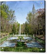 Fountains  Acrylic Print