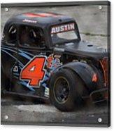 Four Austin Acrylic Print