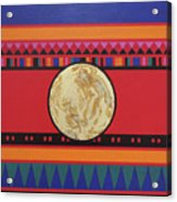 Four Corners - Seminole Acrylic Print