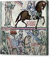 Four Horsemen Acrylic Print