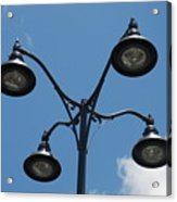 Four Lamps Acrylic Print