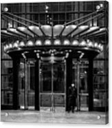 Four Seasons Hotel New York Acrylic Print