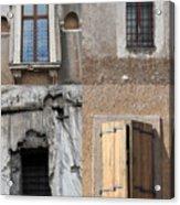 Four Windows Acrylic Print