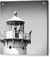 Fourteen Foot Shoal Lighthouse Acrylic Print